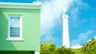 Gibb's Hill Lighthouse Adjacent to Bermudan Building video