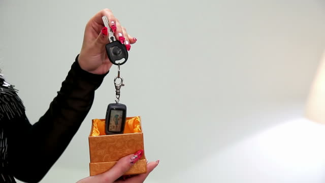 Gift the car video