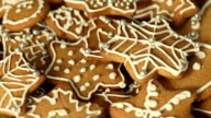 Gingerbead Cookies video