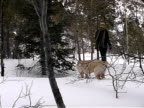 Girl Hiking Labrador video