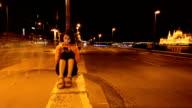 Girl in Budapest video