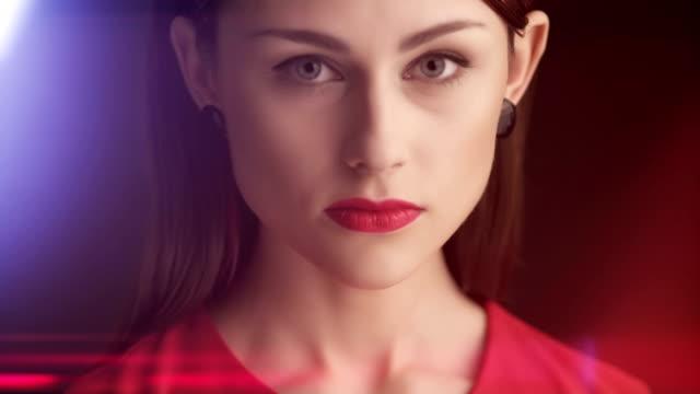 Girl In Red Dress video