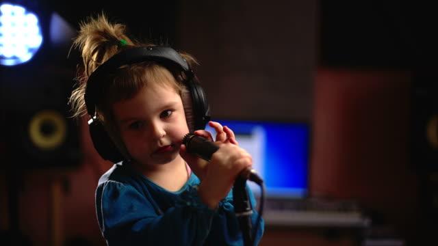 Girl is Singing video