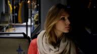 girl on a tram video
