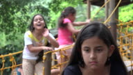 Girl Teasing Other Child video