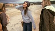 Girlfriends on vacation 4K video