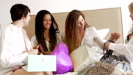Girlfriends Party Shopping Bags video
