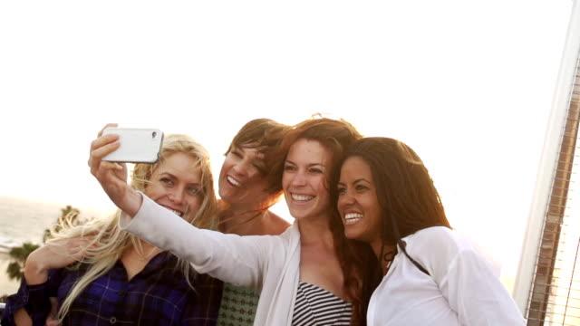Girlfriends Party  Sunset video