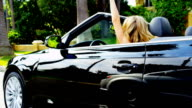 Girlfriends with Their Luxury Car video