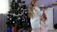 Girls are choosing gifts video