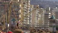 Girls Jumping, Vina del Mar video