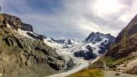 Glacier de la Pilatte video