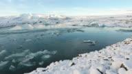 Glacier Lagoon video
