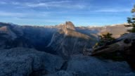Glacier Point Sunset video