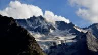 Glacier timelapse video