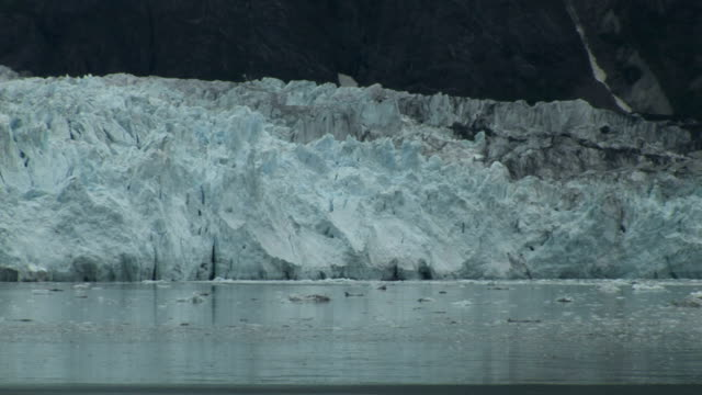 Glaciers in Alaska video