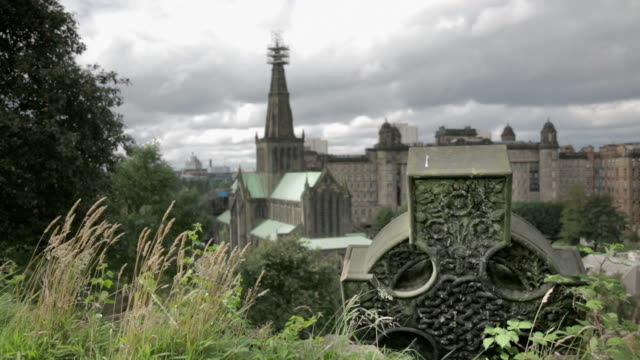 Glasgow Cathedral video