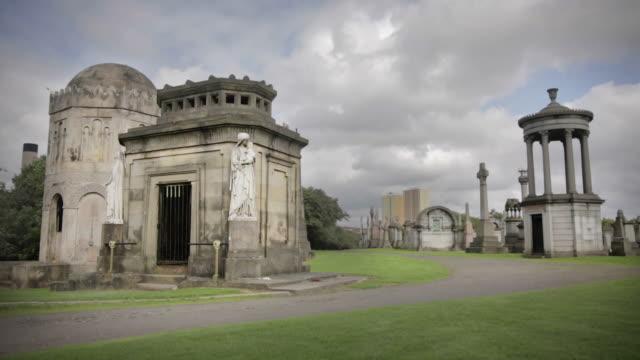 Glasgow Necropolis video