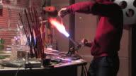 Glass Artisan 7 B video