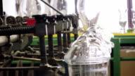 Glass factory (HD) video