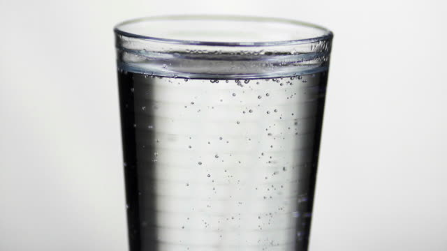 SLOW MOTION: Glass of Water video