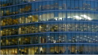 Glass Walled Office Block video