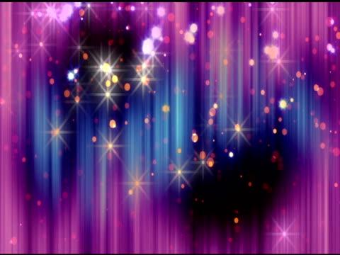 Glitter Color Background Loop video
