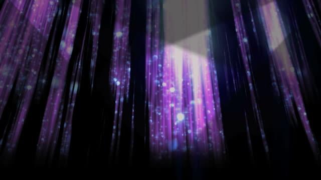 Glitter Lights Bakground Loop video