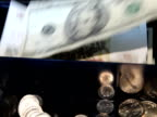 Global Commerce, US Dollars Replace Russian Rubles Currency video