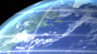 Global communication. video