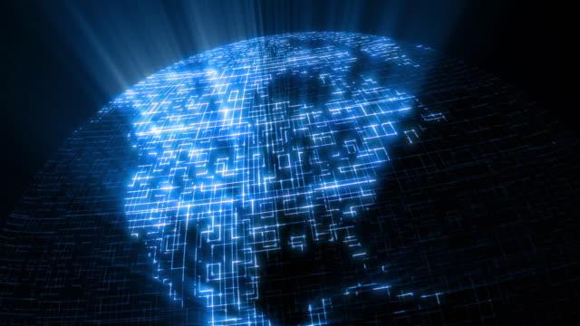 Global Digital Data Network video