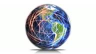 Global Information Loop video
