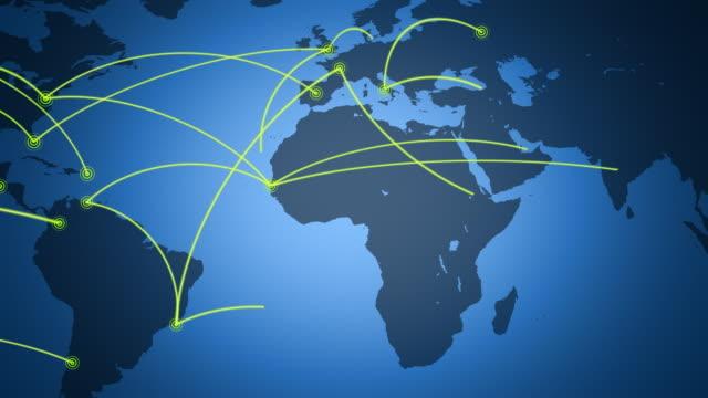 Global Network, Travel, Communications video