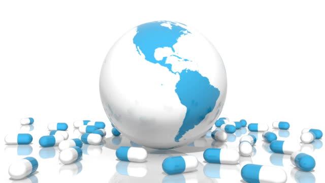 Global prescription medicine video