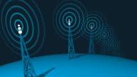 Global Pylons Transmitting Loop HD video