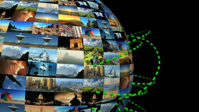Global travel video