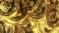 Glowing Gold Treasure video