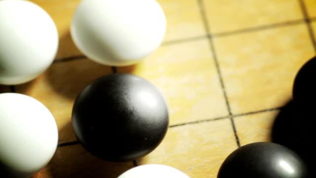 Go board game video