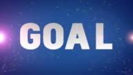 Goal Screen video