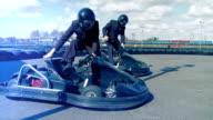 gocarts race video