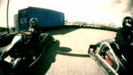 gocarts ride video