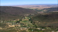 Goedverwag  - Aerial View - Western Cape,  West Coast District Municipality,  Bergrivier,  South Africa video