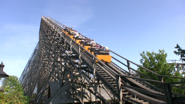 Going up Rollercoaster 'Departure' video