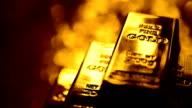 Gold ingots video