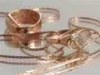 gold jewelry video