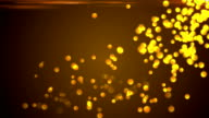 Gold particles are repulsed from the floor video