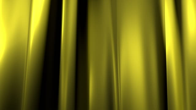 Gold Silk Abstract Background - Creative Design Element. video