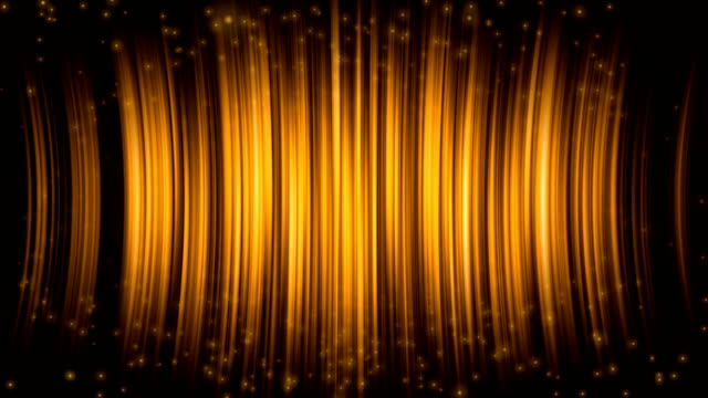 Gold stripes background video