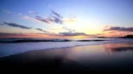 golden beach. video