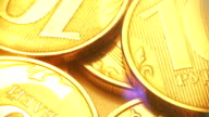 Golden Coins. video